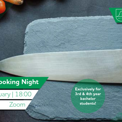 Third Year's Cooking Night